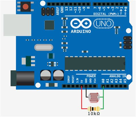 using resistors with arduino using analog pins setup works but not as it should