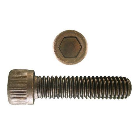 10 32 Unf Socket Cap - 10 32 x 3 8 quot alloy steel socket cap unf h