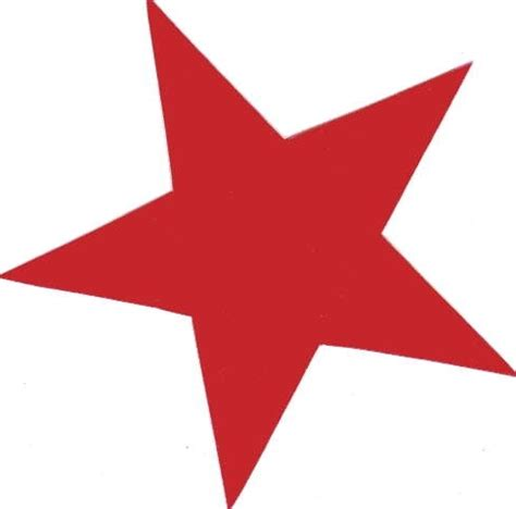 printable red star red star cliparts co