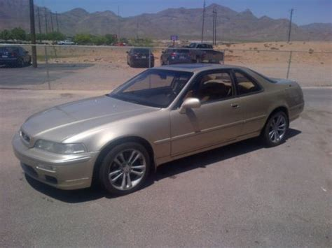 1994 acura legend ls sell used 1994 acura legend ls coupe 6 speed manual