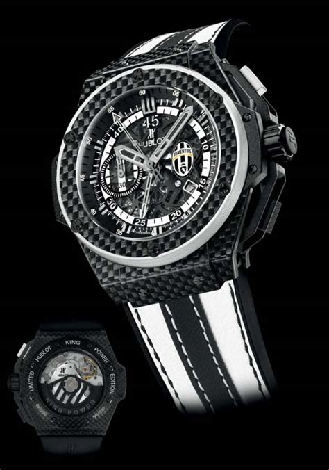 Curren King Power hublot king power juventus turin luxuryes