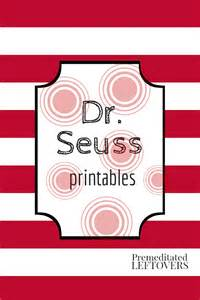Dr Seuss Templates Free by 9 Best Images Of Printable Dr Seuss Crafts Dr Seuss