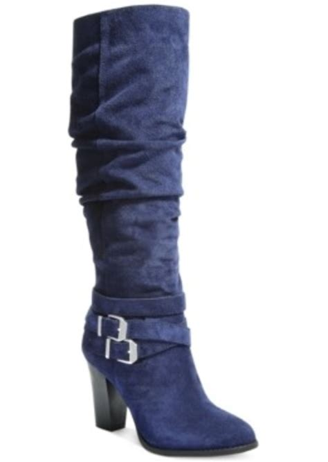 macys womans boots inc international concepts s jordana block heel
