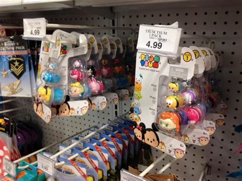 toys r us figures disney tsum tsum minifigures discovered at toys r us