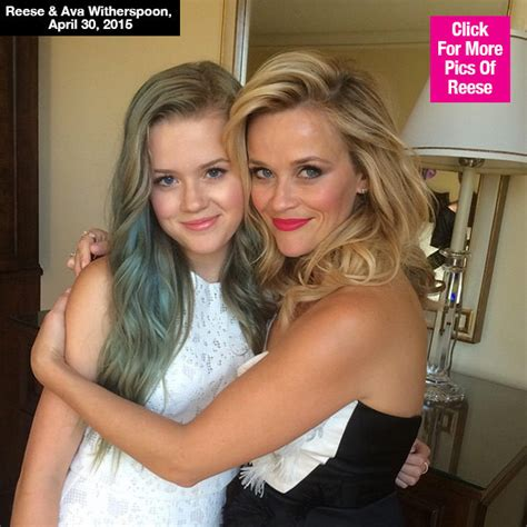 amature 14yo pic reese witherspoon s daughter ava phillippe is her