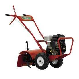 Lowes Garden Tillers by Shop Earthquake 206cc 16 In Rear Tine Tiller Carb At