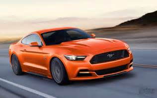 Ford Mustnag 2015 Ford Mustang Convertible Sports Cars Are Now More