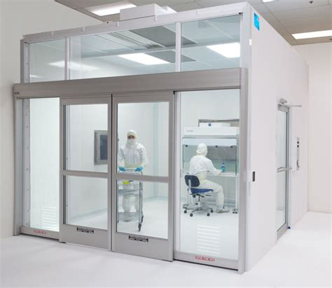diy clean room cleanroom components for architects contractors
