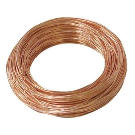 Copper Wire Home Depot by Ook 24 100ft Copper Hobby Wire 50164 The Home Depot