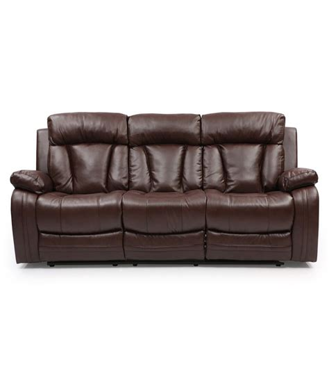 Buy Recliner Sofa Magna Recliner Sofa 3 Seater Buy Rs Snapdeal