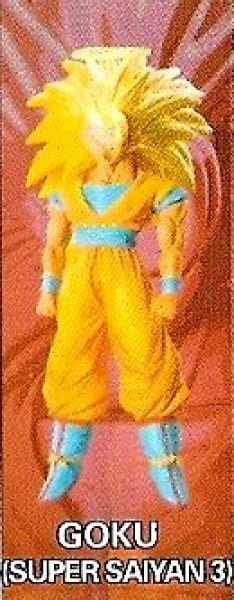 Mania Goku Ss3 z gashapon maxi collection saiyan fighters dessins