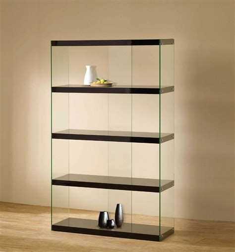 Tempered Glass Display Cabinet   Modern   Home Office