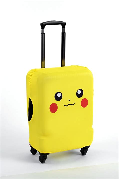 Pokemon 2015 Suitcase cover Pikachu M size Luggage
