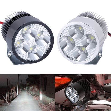 Led Headl Motor 12v 85v 20w bright led spot light l motor bike car motorcycle be ebay