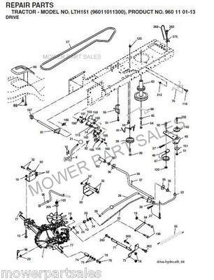 manual repair free 2011 honda fit spare parts catalogs husqvarna hydrostatic transmission drive belt kevlar fits some lth125 lth130 lth1342 lth135