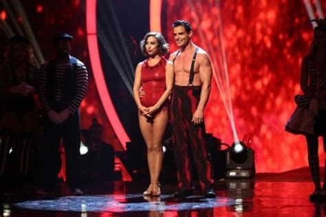 Another One To Leave Dwts by With The 2014 Cheryl Burke Leaving Dwts