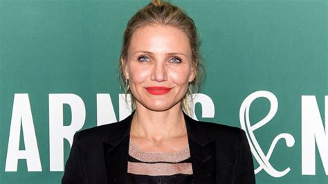 Cameron Diazs New Is Wired The Entertainment by Cameron Diaz Says No One Compares To Husband Benji