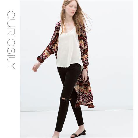pattern for long kimono white back split vest women sleeveless long waistcoat