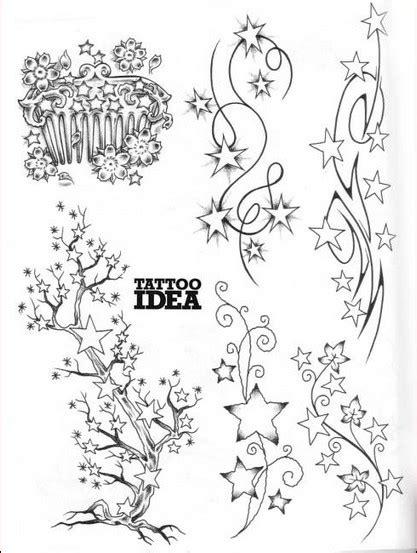 tatuaggi stelle sfumate con lettere di elisabetta canalis un bracciale foto gallery e