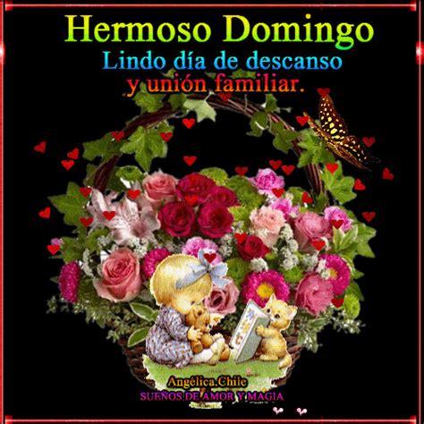 imagenes de feliz domingo con brillo y movimiento sue 209 os de amor y magia hermoso domingo frases