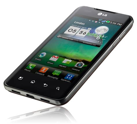 lg announces the lg optimus 2x the world s dual android phone eurodroid - Android Lg