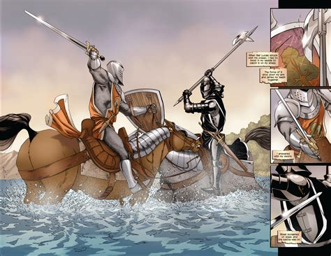 the sworn sword the 1477849297 the sworn sword the graphic novel a game of thrones george r r martin ben avery mike s