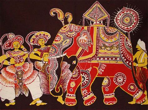 batik design of india sri lankan batik
