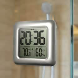 Bathroom Clock Radio Digital Payment Terms