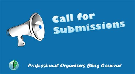 Call For Submissions Thismomcom by Call For Submissions To Professional Organizers