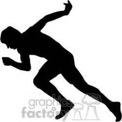 Man running add to favorites