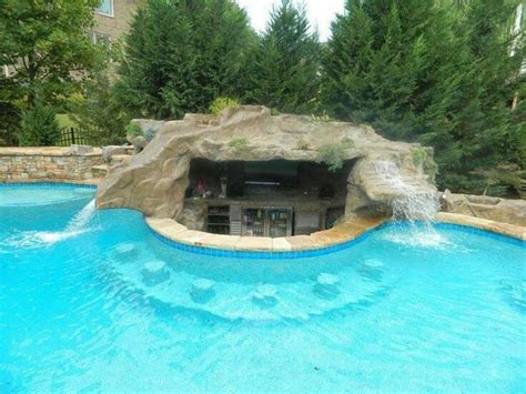 best backyard swimming pools fantastic sense of natural rock swimming pool design ideas