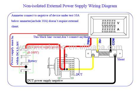 ac meter wiring diagram wiring diagram