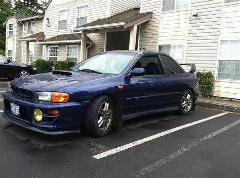 modded subaru impreza wtt or 2000 subaru impreza 2 5rs coupe low mileage and