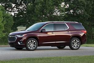 2018 chevrolet traverse drive review staycation
