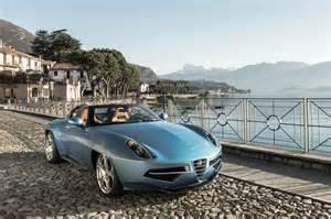 Alfa Romeo Disco Volante By Touring Carrozzeria Touring Unveils Alfa Romeo Disco Volante