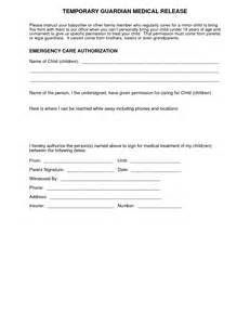 Authorization Letter For Child sample medical authorization letter for child edumac