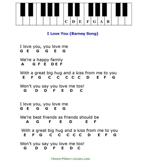 Lovely Old School Black Church Songs #5: I-love-you-piano-melody.jpg