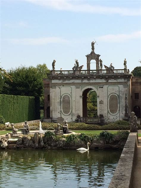 giardino barbarigo giardino barbarigo een tuin vol watergrapjes bernini