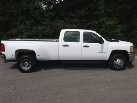 how to fix cars 2012 chevrolet silverado 3500 electronic valve timing buy used 2012 chevy 3500 dually duramax diesel highway miles very clean wholesale in baton rouge