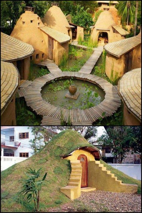 earthbag dome home   cool getaway