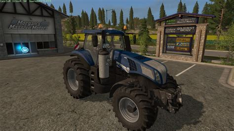 T 8 Ls by New T8 V 1 1 For Ls 2017 Farming Simulator 2017