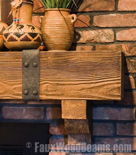 tile  fireplace surround   beam mantle