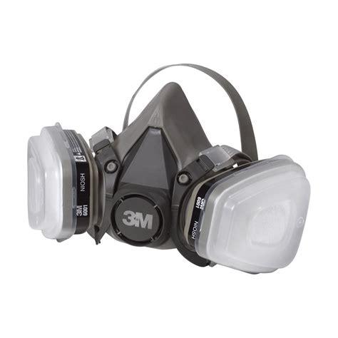 Masker Safety 3m paint project respirator medium papr safety