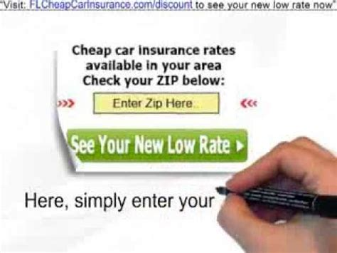 Auto Insurance Quotes Florida   Save $100's on Auto