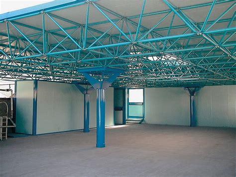 coperture capannoni industriali coperture capannoni industriali in acciaio zincato omnia