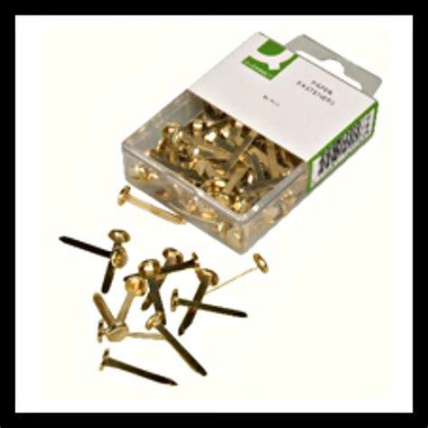Paper Fastener Crafts - brass paper fasteners