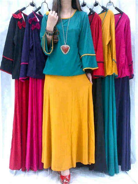Blouse Jersey Setelan setelan baju muslim jual maxi dress maxi dress spandex