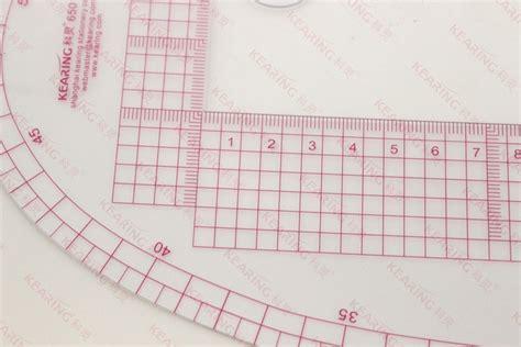 kearing 6505 armhole curve ruler pattern making rulers kearing brand 58cm dressmaking ruler armhole curve ruler