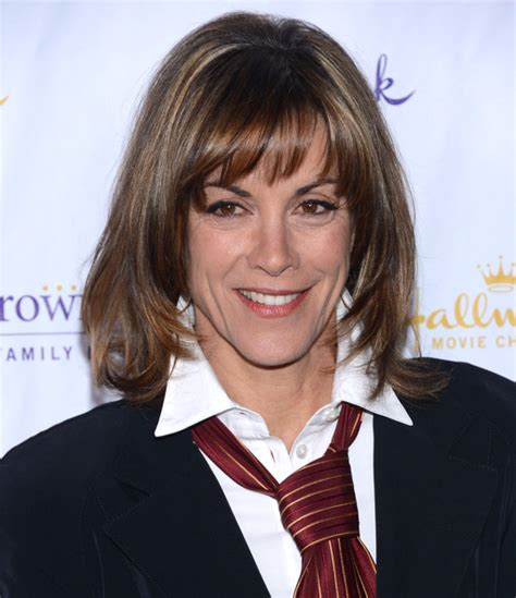 wendy malicks new haircut wendie malick pictures hallmark channel and hallmark