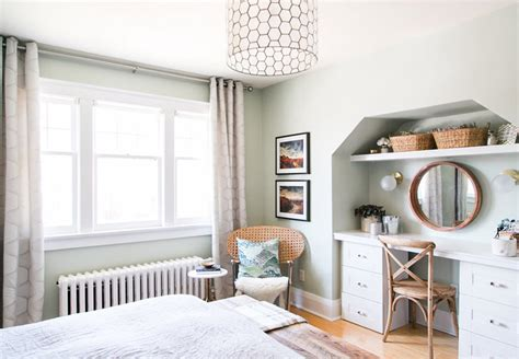 design sponge bedroom before after a stylish bedroom on a budget in toronto